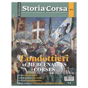 Revue Storia Corsa n°5 - Condottieri et mercenaires corses